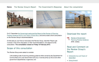 Planning Guidance Review thumbnail image