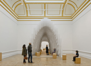 Sensing Spaces: Architecture Re-imagined at the Royal Academy thumbnail image