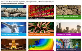Showcasing climate change research thumbnail image