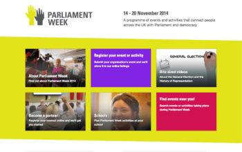 Parliament Week thumbnail image