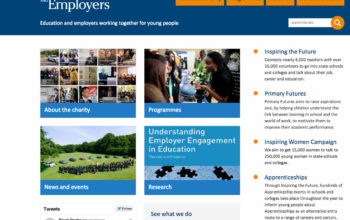 Helping bring employers and schools together thumbnail image