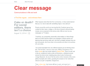 Cake or death? thumbnail image