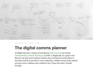 The digital comms planner thumbnail image