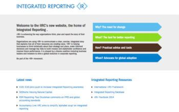 Introducing Integrated Reporting to new audiences thumbnail image