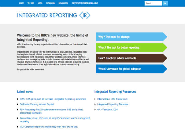 Introducing Integrated Reporting to new audiences image