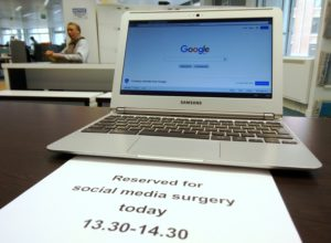 Tips for running a successful social media surgery thumbnail image