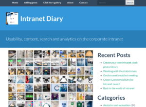 Create your own intranet stock photo library thumbnail image