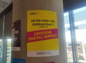 Helping Croydon Council build a digital strategy in a digital way thumbnail image