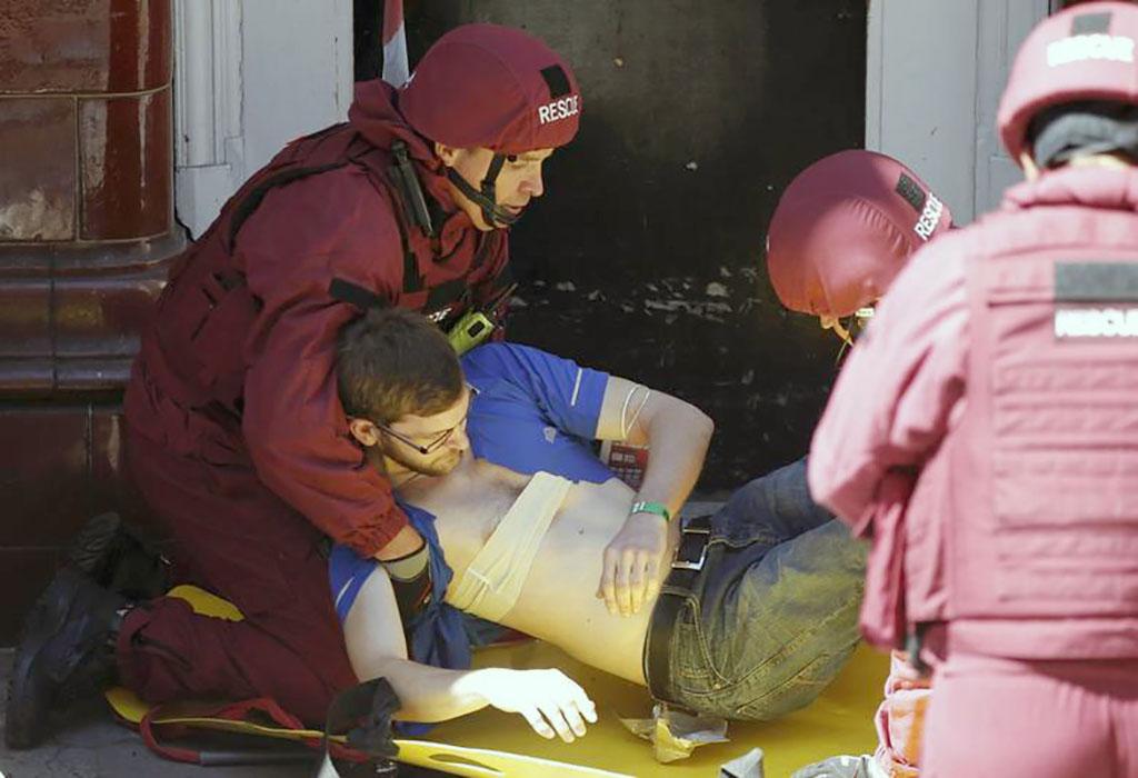 Helping emergency responders counter fake news