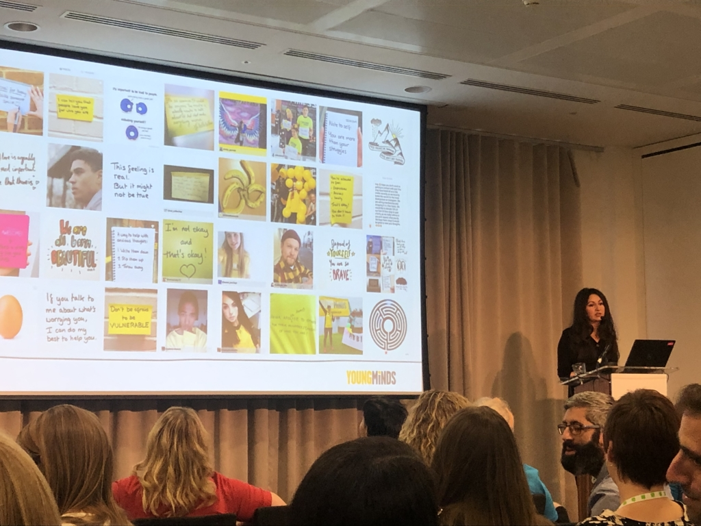 Presentation at CharityComms digital conference