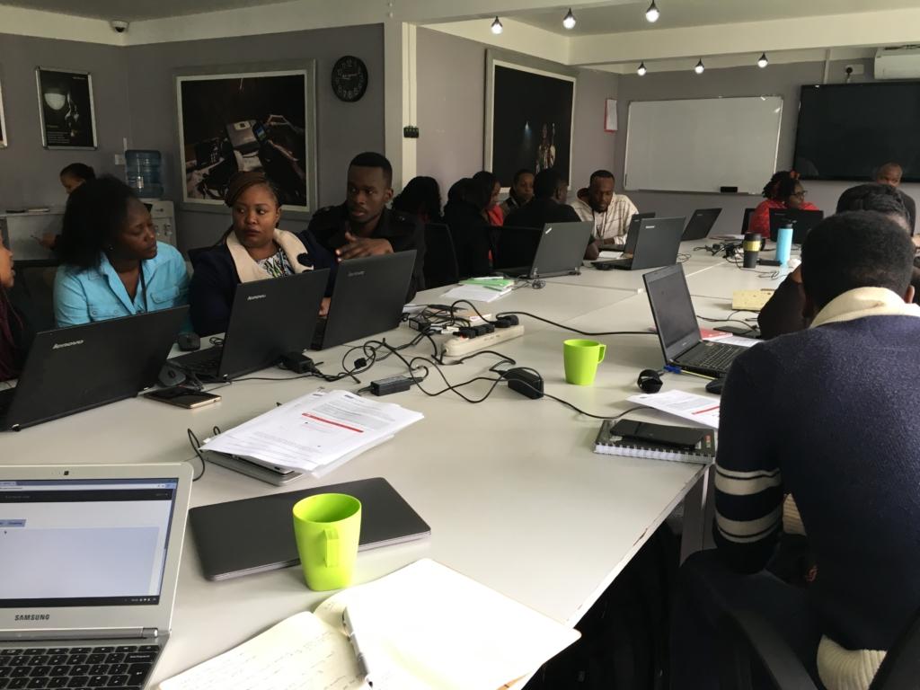 Customer Service training - Kenya