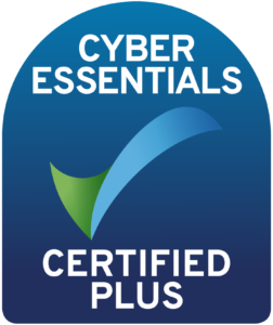We're Cyber Essentials Plus certified