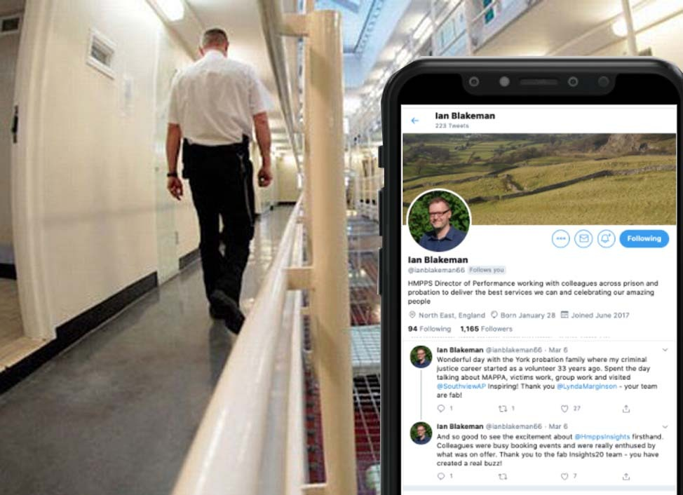 Empowering prisons to engage online